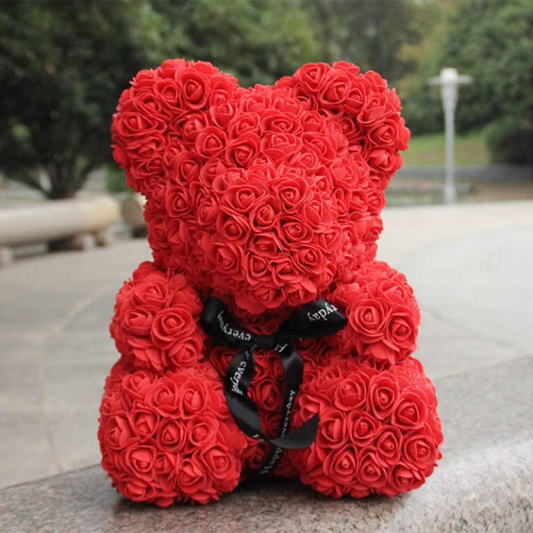Rose Bear photo review